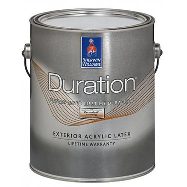 Duration Exterior Latex Flat <br>